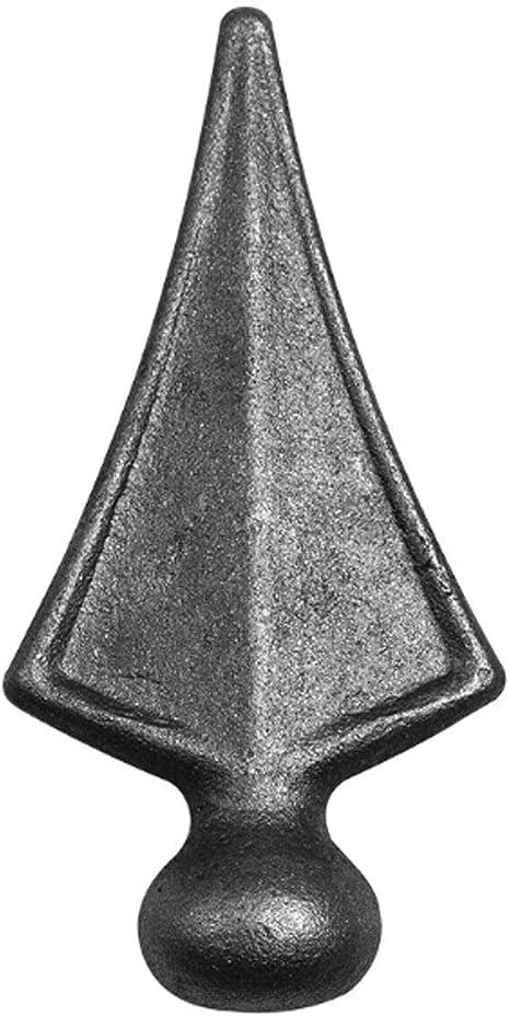 STAL Metallspitze Zierspitzen Zaundekoration  Zierelement Zaunspitzen