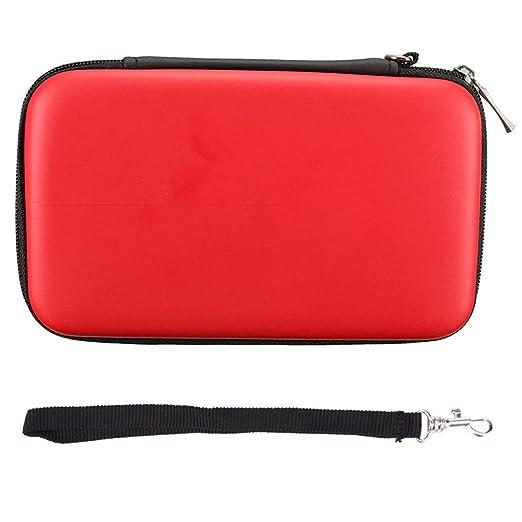 13 opinioni per Exlene® EVA Carry pelle dura Borsa Custodia per Nintendo 3DS XL-- LL con cinghia