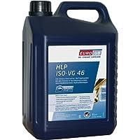 Eurolub Bidon d'huile hydraulique HLP ISO-VG 46- 5l