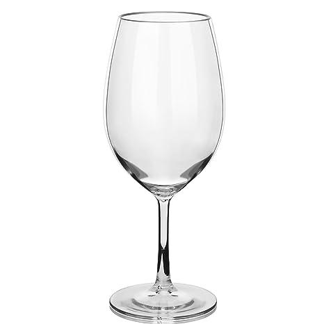 3039bb81b7e Ahhipo 100% Tritan Plastic Shatterproof Wine Glasses, 20oz,BPA-free,  Reusable, Dishwasher-safe Wine Goblets - Unbreakable Wine Glasses