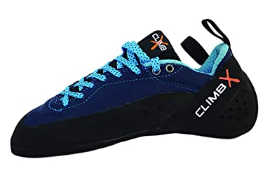 Climb X Crush Lace - Blue - 2019 Rock Climbing Bouldering Shoe (10) cacbbad2e