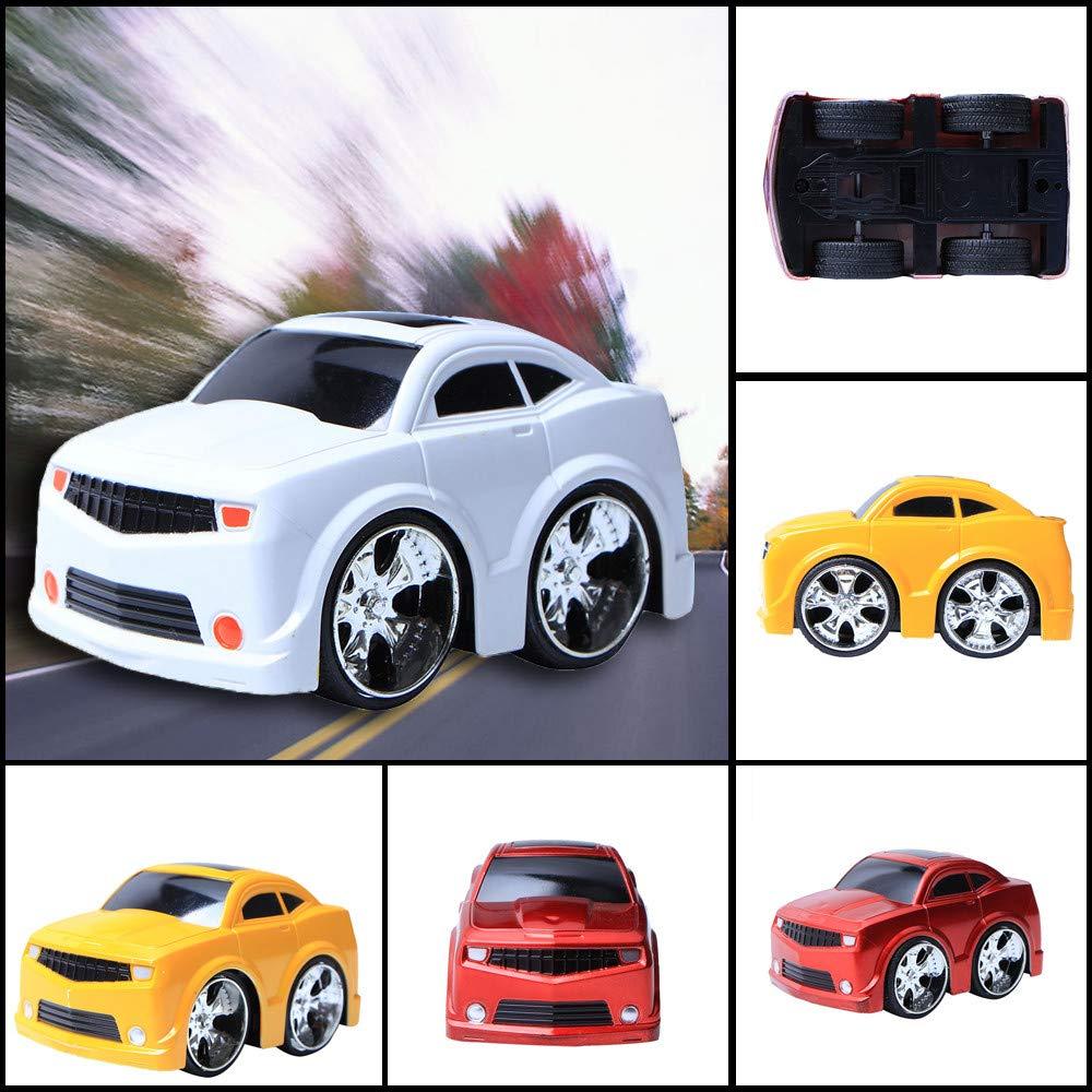 DingLong Ziehen Sie Autos zurück,Luxusauto Mini Fahrzeug Kinder Kinder Spielzeug Dekor Diecast Ziehen Auto Modell