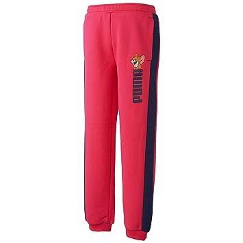 54857e70e647b Puma Hose Fun Tom und Jerry Pants U - Pantalones Deportivos para niño   Amazon.es  Deportes y aire libre