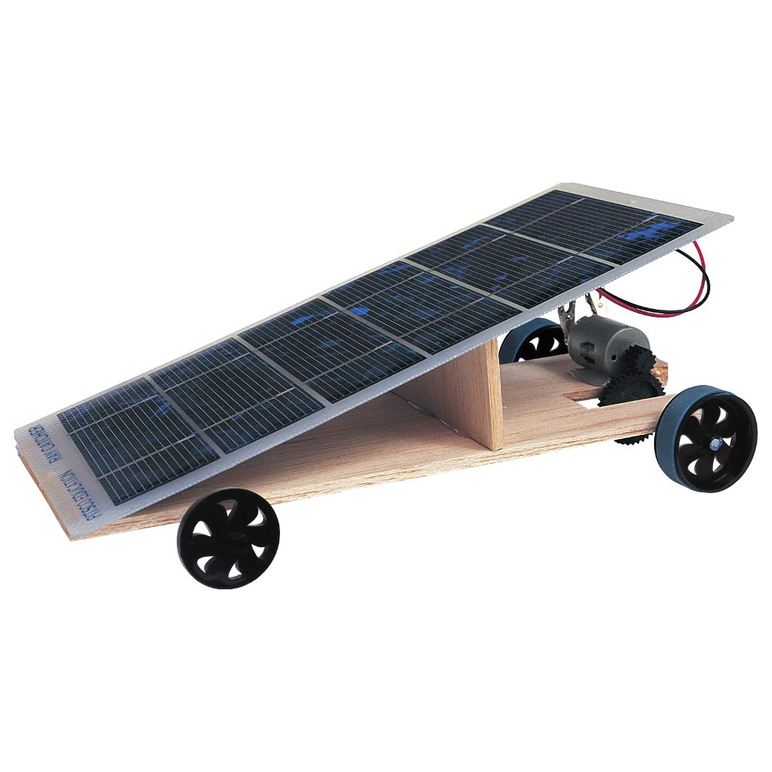 Pitsco Ray Catcher Solar Car Consumables Kit (For 10 Students) by Pitsco (Image #2)
