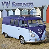 VW Campers Calendar- 2015 Wall calendars - Car Calendar - Automobile Calendar - Monthly Wall Calendar by Avonside by