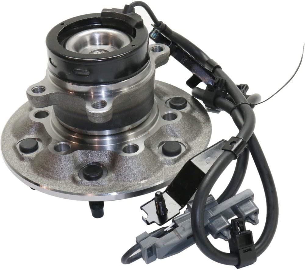 Wheel Hub and Bearing compatible with 2004-2008 Chevrolet Colorado 2007-2008 Isuzu i-370 Front Right RWD