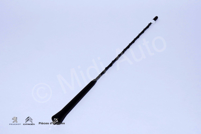 Cable de antena Long 405, Peugeot Citroen, C2, C3, C4, C5, C5 ...