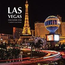 Las Vegas Calendar 2018: 16 Month Calendar