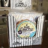 Paleo Cookies (10 Per Box) (Gluten Free/low Carb) (Dark/white Chocolate Fusion)