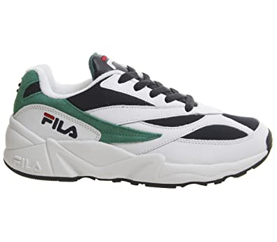 Fila Wmn Venom Low White Navy Green: : Schuhe