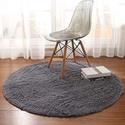 Tremendous Amazon Com Eif Office Chair Mat Soft Fluffy Rugs Anti Skid Evergreenethics Interior Chair Design Evergreenethicsorg