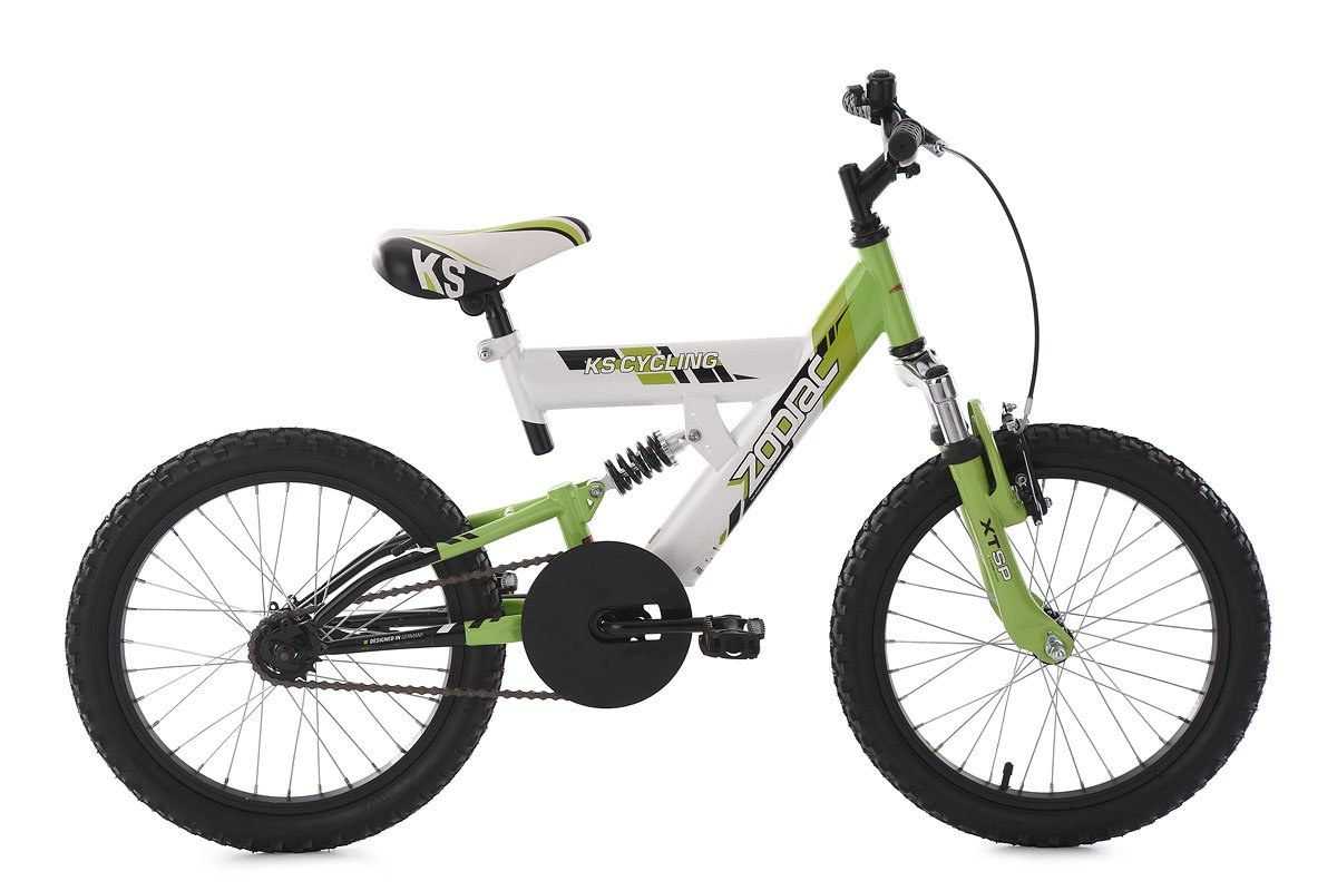 KS Cycling Kinder Kinderfahrad Zodiac Fahrrad