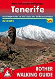 Tenerife: The Finest Valley and Mountain Walks - ROTH.E4809 (Rother Walking Guides - Europe)