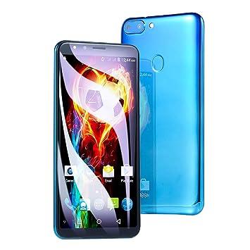 Jiayuane Smartphone 3G Desbloqueado, Pantalla Completa de 5.5