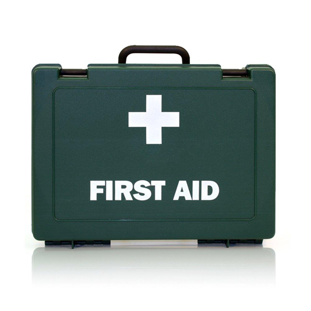 Kit de premiers secours HSE lieu de travail Contenu pour 10 personnes HealthCentre 10KIT-CREST-ART
