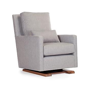 Amazoncom Monte Design Upholstered Modern Nursery Como Glider