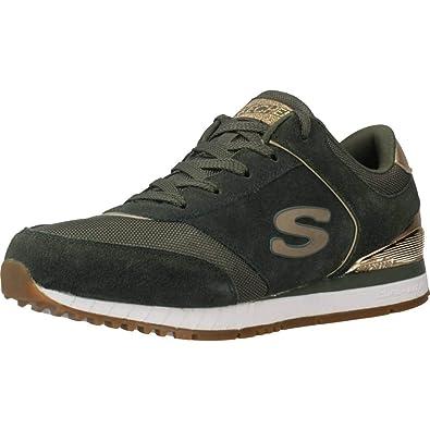 Zapatillas Skechers Mujer Revival Memory Foam: Amazon.es: Zapatos y complementos