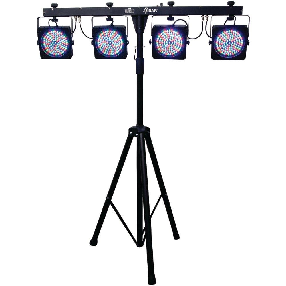 Amazon.com CHAUVET DJ 4 Bar LED Wash Light System w/Foot Switch u0026 Carrying Case Musical Instruments  sc 1 st  Amazon.com & Amazon.com: CHAUVET DJ 4 Bar LED Wash Light System w/Foot Switch ...