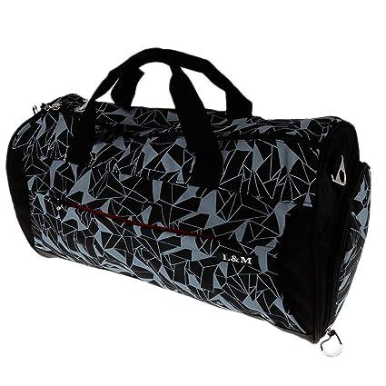 Mochila para Yoga Impermeable Grande Gym Bag Bolso Gimnasio ...