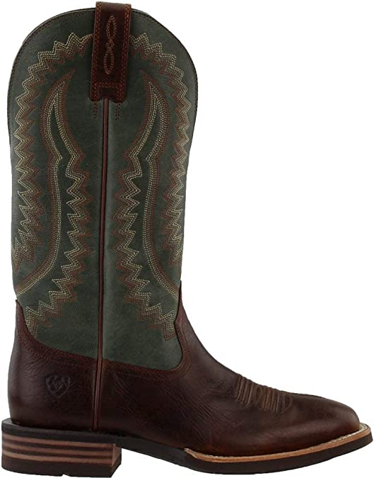 Ariat Hot Iron Bottes Western pour Homme, (Brown Patina), 44