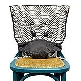 Mint Marshmallow Travel Seat, Grey