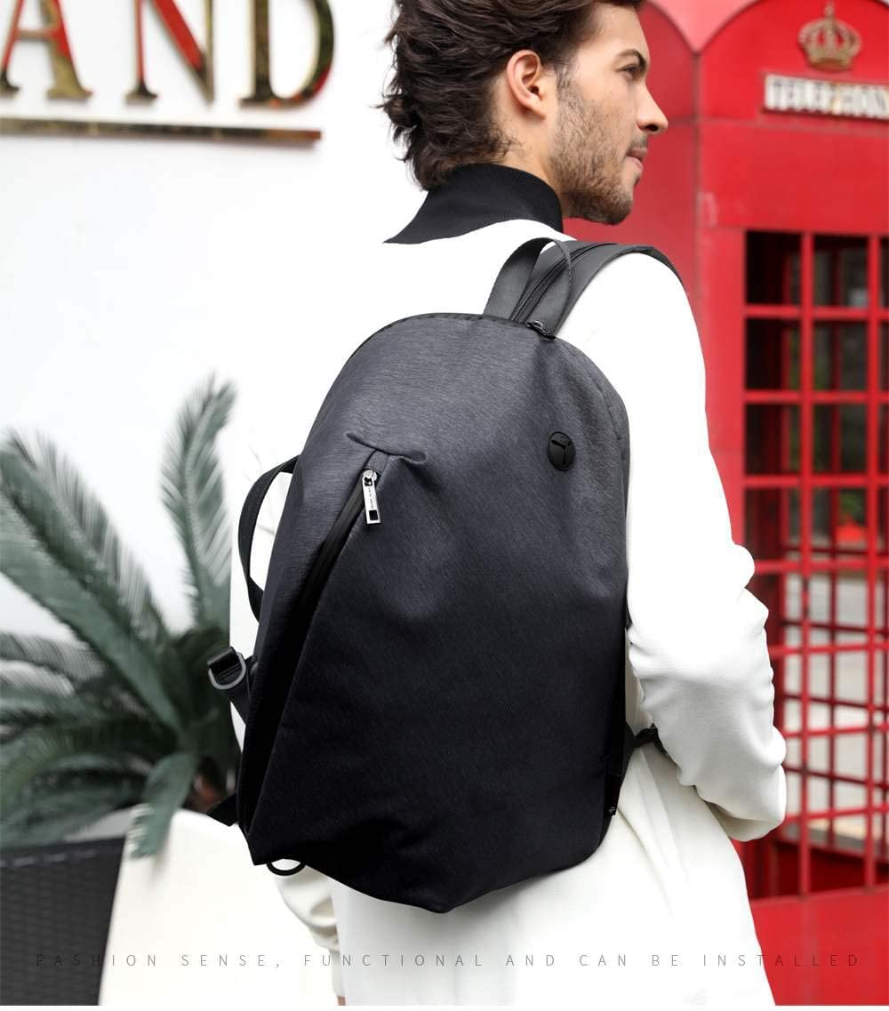 Fasmodel Arctic Hunter Multifunctional Large-Capacity Shoulder Bag Travel College Student Bag Casual Slung Backpack