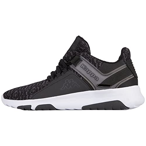 Unisex Adults Tackle Trainers Kappa UFRvLXqn