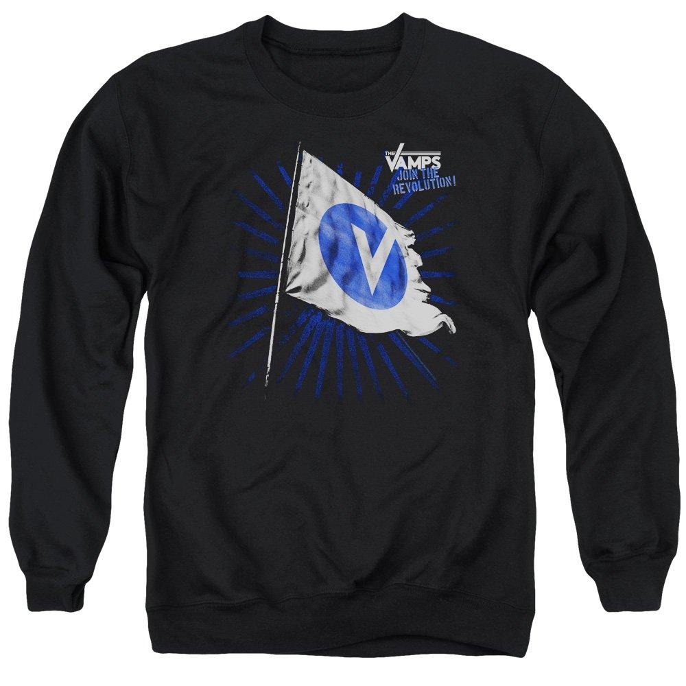 The Vamps - - Herren Flag Sweater