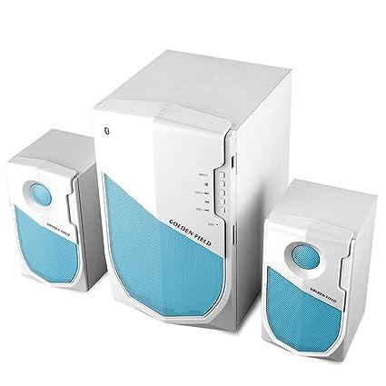 JM Speakers - Altavoces Bluetooth para Ordenador de sobremesa ...