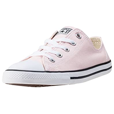 d8fedbd32402 Converse All Star Dainty Ox Trainers Pink 4 UK  Amazon.co.uk  Shoes ...