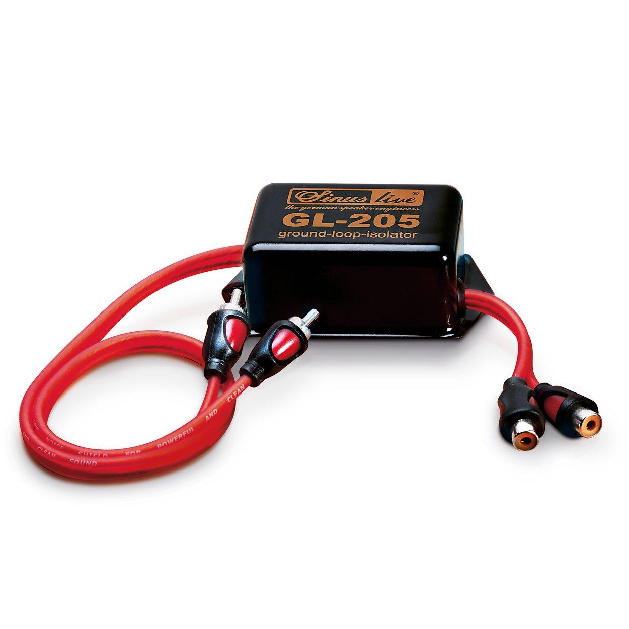 Sinus Live Interference Suppressor EF 20