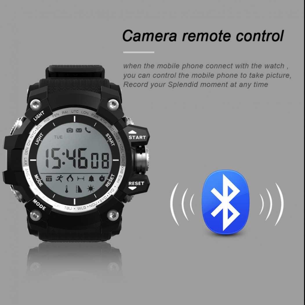Chaia Iai Smart Reloj Podómetro Smartwatch IP68 Waterproof Fitness ...