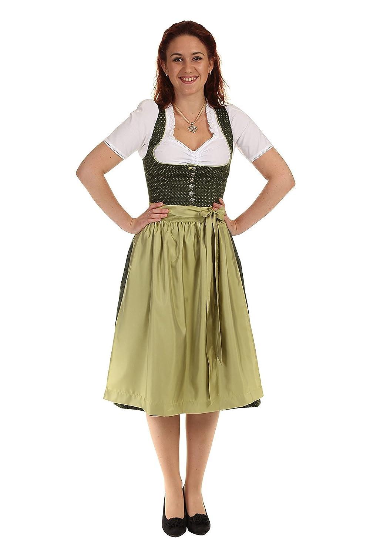 Turi Landhaus Damen Dirndl Midi 65 - 70cm D621089 Beatrice