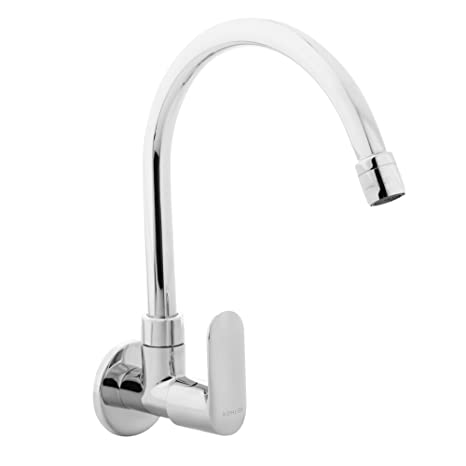 Kohler Kumin Wall Mounted Kitchen Faucet Cold Only 99482in 4 Cp