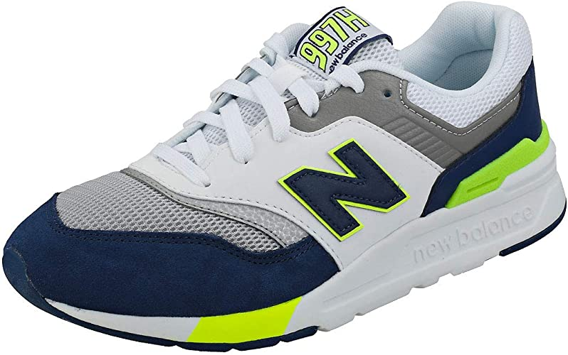 New Balance Gr997 Ninos Zapatillas Correr - 39 EU: Amazon.es ...