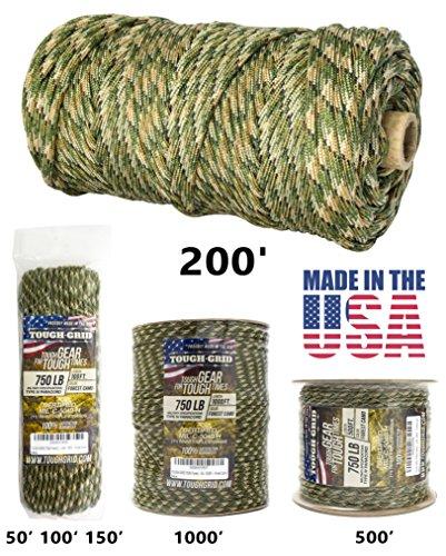 Camo Rope Bag - 2