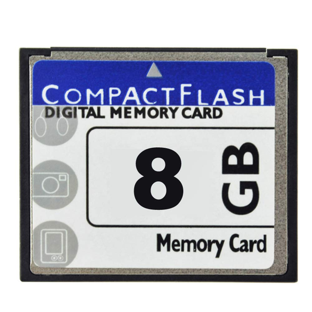 Ultra Compact Flash, Tarjeta CF 133X De 16GB Compact Flash De 8 GB ...