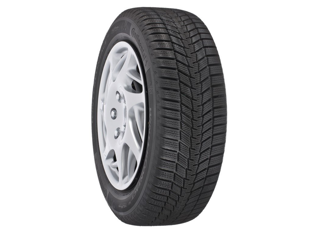 Continental WinterContact SI Winter Radial Tire - 195/55R16 XL 91H 15390770000