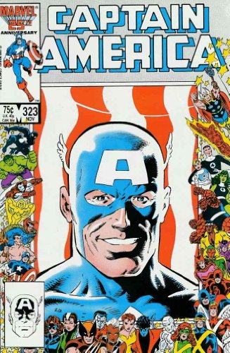 with Captain America Comic Books design