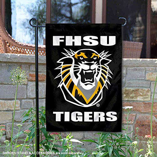 Fort Hays State FHSU Garden Flag and Yard Banner