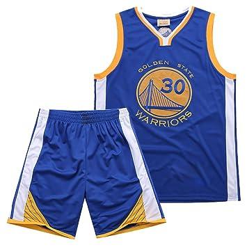 Lalagofe Warriors Curry 30th Jersey, Traje De Bordado Real, Juego ...