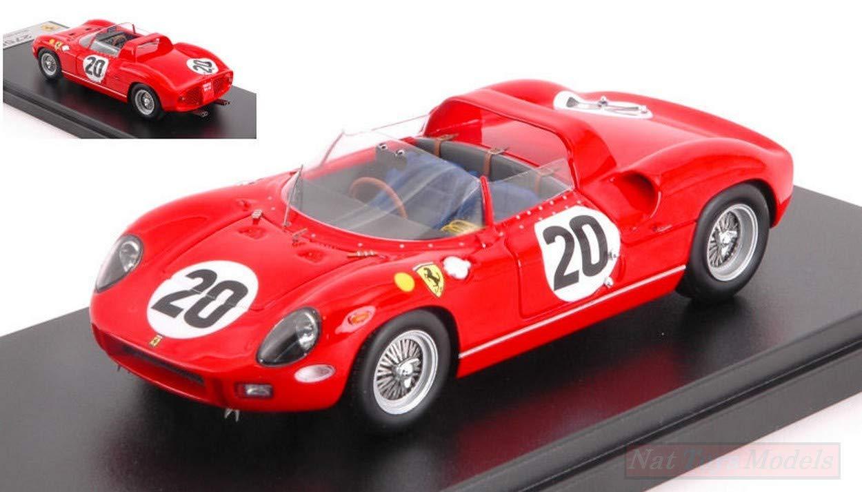 se descuenta LOOKSMART LSLM050 LSLM050 LSLM050 Ferrari 275P N.20 Winner LM 1964 N.VACCARELLA-J.GUICHET 1:43  para proporcionarle una compra en línea agradable