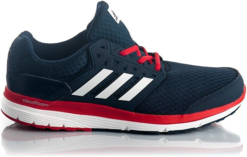 adidas Galaxy 3 Chaussures d'entraînement, Violet foncé, 36