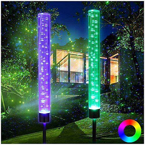 Frosted Led Color Changing Night Lights in US - 3