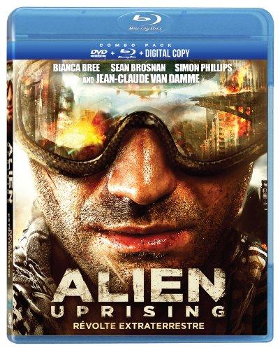 Alien Uprising ( Blu-ray/DVD Combo )