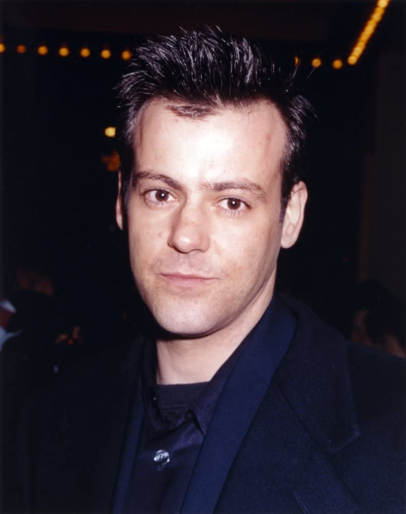 Amazon.com: Rupert Graves Posed with Black Background Photo Print ...