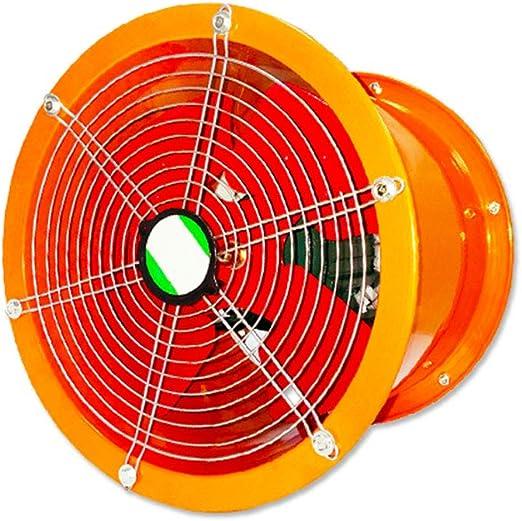 QIQIDEDIAN Ventilador Extractor Ventilador Ventilador Cilindro ...