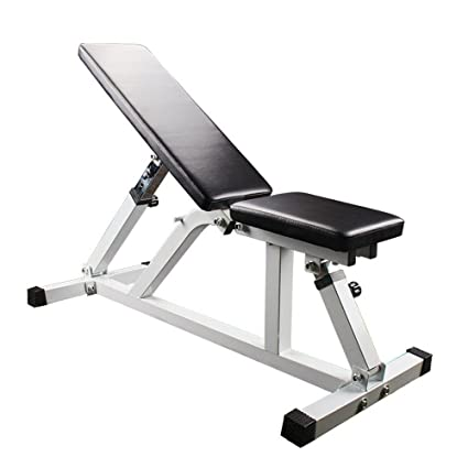 Techecho Dumbbell Stool/Multi Function Dumbbell Stool Supine Plate  Combination Fitness Equipment/Applicable Place