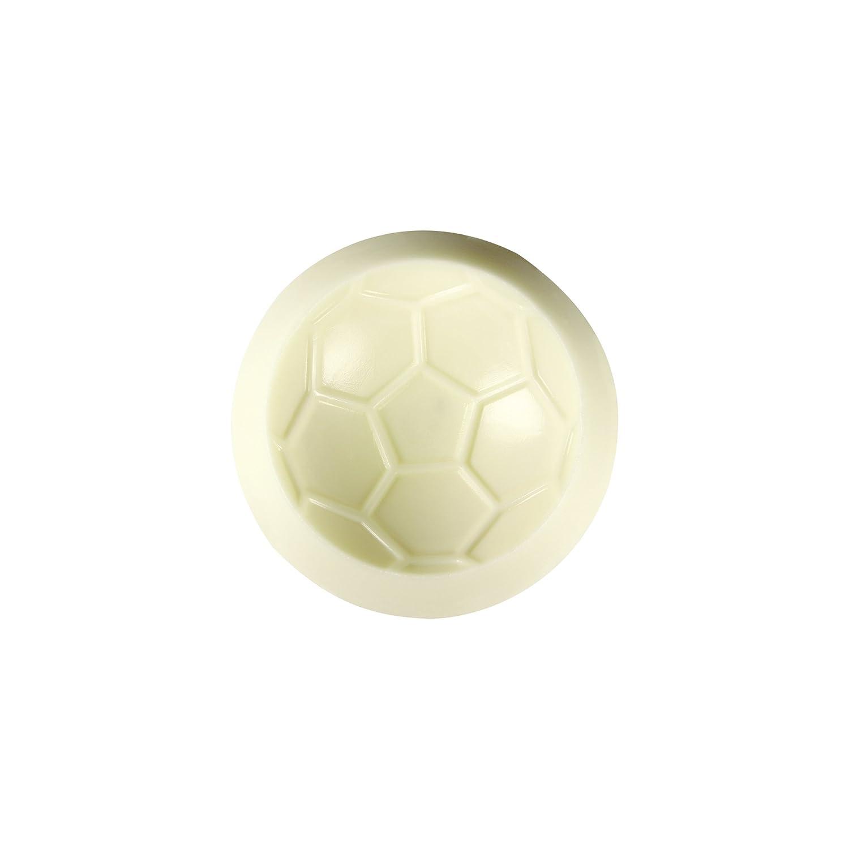 JEM Pop It - Molde en Forma de Balón de Fútbol para Decoración de Pasteles, Juego de 2 - Tamaños Grandes y Pequeños: Amazon.es: Hogar