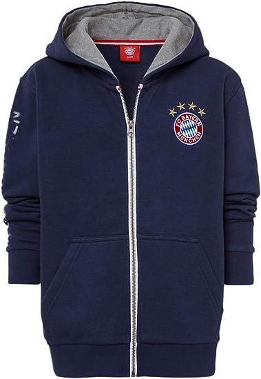 FC Bayern M/ünchen Kapuzenjacke Kids